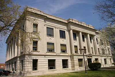 Crawford County Courthouse, Girard